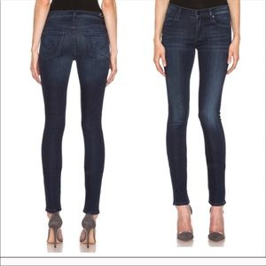 CITIZEN OF HUMANITY AVEDON LOW RISE SKINNYLEG JEAN